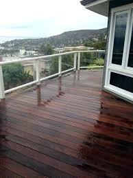 waterproof deck paint car park decking boat