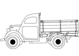 Vrachtwagens Kleurplaten Gratis Printbare Kleurplaten