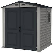 duramax mate plus garden shed