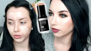 makeup forever ultra hd foundation stick 115 first impression review you