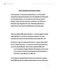 der oder das essay writer one component of an analytical essay is the abstract in apa