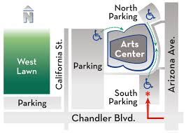 Directions Parking Chandler Center For The Arts