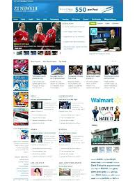 Newspaper Html Template Download 2 Responsive News Template Archive Free Html Legatus