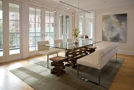 modern glass dining room sets. Lovable Glass Dining Room Tables With Modern Sets M