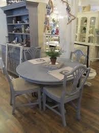 gray round dining table pertaining to found property