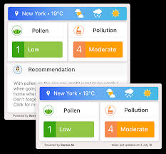 Austin Allergy Season Chart Sensio Air Get One Of The Most Powerful Pollen And