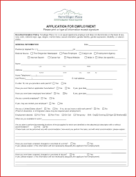Employment Forms Samples Download Word Invoice Template Free