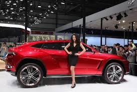 2018 lamborghini suv price. brilliant 2018 lamborghini first showed off its urus suv concept at the 2012 beijing auto  show and 2018 lamborghini suv price