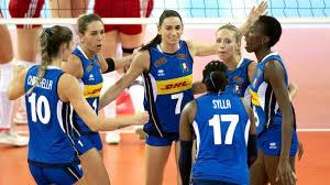 Europei di Pallavolo femminile - Quarti di finale - RaiPlay