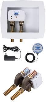 Washing Machine Leak Detection Water Shut Off System With