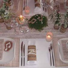 Musical Theme Centerpiece Ideas | musical-notes-symbols-music-decorations- table