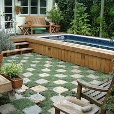 square above ground pool with deck. Square Above Ground Pool With Deck T