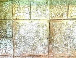 post tile wallpaper backsplash raised kitchen looks like that good kitche
