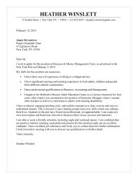 Excellent Cover Letter Template For Teaching Also Resume Examples