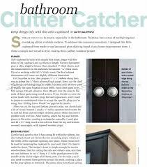 Bathroom Wall Cabinet Plans Bathroom Wall Cabinet Plans O Woodarchivist