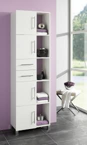Ikea Weißer Badezimmerschrank Badmöbel Fiona 1800 Weiß Matt Front