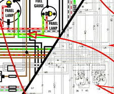 items in prosperos wiring diagrams shop on alfa romeo 1750 gtv 1967 72 color wiring diagram 11x17