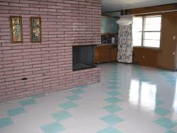 Retro Kitchen Floor Linoleum Floor Designs Linoleum Flooring In The Kitchen Kitchen