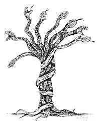 The Snake Tree - Beachcombing's Bizarre History Blog