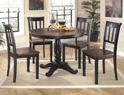 dining room tables ashley furniture round extendable dining table furniture dinette sets black dining table large