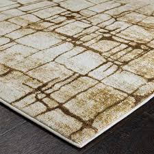 jasmine 31 i cream gold abstract rug by oriental weavers 2