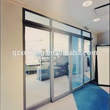 sliding office door. Used Commercial Office Sliding Door Interior Aluminum For Sale