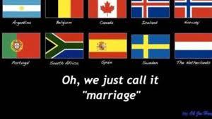 same sex marriage visual essay