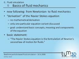 20 basics of fluid mechanics