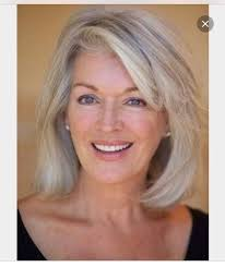 Medium hairstyle for over sixty. Hairstyles For 60 Year Olds Medium Length Hair Styles Medium Hair Styles Hair Styles For Women Over 50