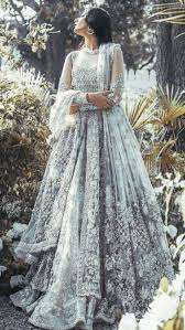 the 25 best asian wedding dress ideas on pinterest asian Wedding Dress Rental Online India cocktail outfits ivory threadwork gown with sheer detailing Wedding Dresses for Rent