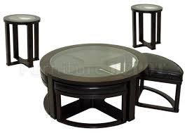unique cocktail tables and end tables coffee table round glass top cocktail table with stools and