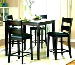 black wooden dining table black dining table tall dining table tall round dining table tall dining