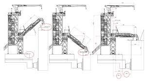 Ship Gangway Design Tower Type Gangway Ship Gangway Tower Jetty Glen Flange