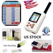 CONTEC Portable <b>Urine Analyzer</b> Urine test <b>BC401</b>+USB+Bluetooth ...