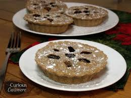 mincemeat pie without meat curious