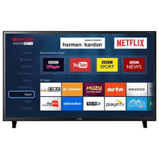 sharp 50 inch smart tv. sharp 50 inch lc-50cfg6001 smart full hd led tv with freeview \u0026 built tv