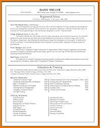 New Grad Nurse Practitioner Cv Example Fresh Graduate Resume Sample