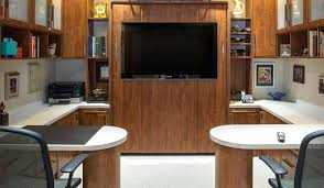 murphy bed office. Home Office With Murphy Bed And Media Room To Guest  Conversion . R