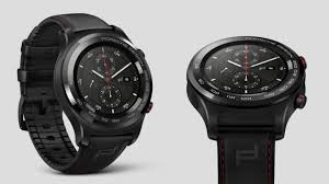 huawei smartwatch black. the strap is also changed to something more high-end, a leather-rubber combination with similar red stitches. there\u0027s new watch face commemorate huawei smartwatch black