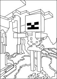 Small Picture Free Printable Minecraft Coloring Pages 11 Picture Minecraft