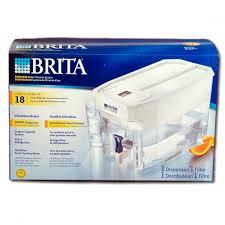 Water Filtration Dispenser 35530 Brita Ultramax Smart Ob24 144 Ounce Water Dispenser