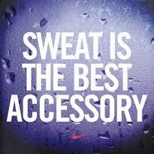 sweat quotes