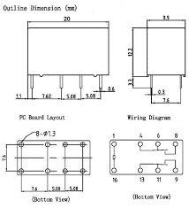 wiring diagram for relay on wiring images free download wiring Wiring Diagram Of A Relay mini pcb relay diagram 4 pin relay wiring diagram starter relay wiring diagram wiring diagram for a relay 120 volt relay