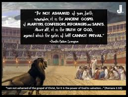 "Charles Spurgeon Quotes Stunning Charles Spurgeon Quote Do Not Be Ashamed ""Be Not Ashame Flickr"