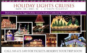Christmas Light Installation Newport Beach Ca Newport Beach Boat Parade Newport Landing Cruise Tickets