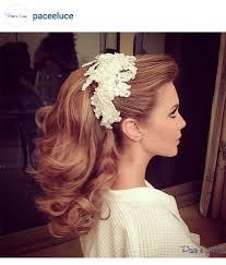 تسريحات شعر عروس 2015 من انستقرام مجلة الجميلة