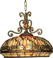 brilliant tiffany pendant light dale tiffany th10097 briar dragonfly tiffany antique golden sand