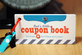 coupons for father s day coupon book final