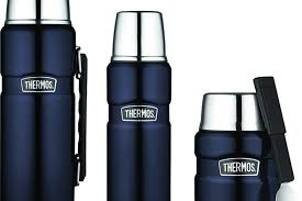 Survival kit in ass thermos
