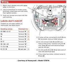 space saving digital thermostat heat only getrithm me Honeywell T87f Thermostat Wiring Diagram Honeywell T87f Thermostat Wiring Diagram #94 honeywell t87 thermostat wiring diagram